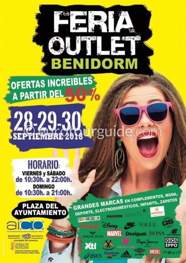 Benidorm Discount Shopping Fair 28th-30th September 2018