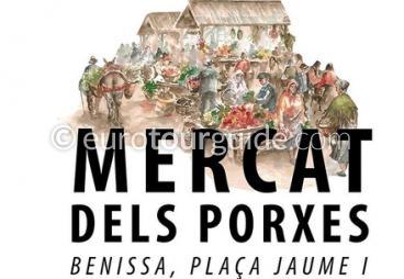 Benissa Monthly Farmers Market Mercat dels Porxes