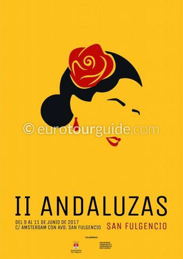 San Fulgencio II Andaluzas Fiesta 9th-11th June 2017