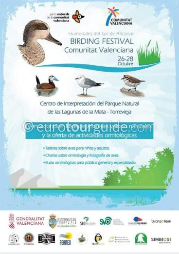 La Mata Birding Festival 26th-28th October 2018
