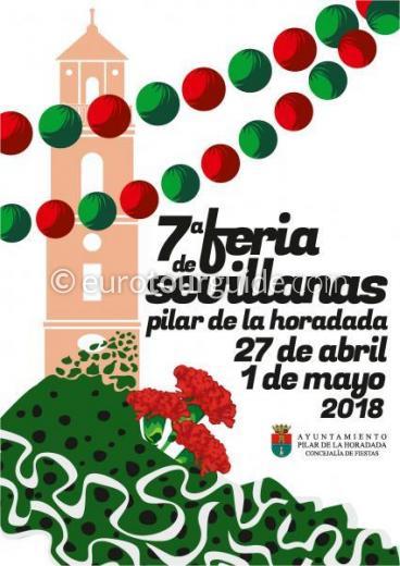 Pilar de la Horadada 7th Feria de Sevillanas 27th April - 1st May 2018