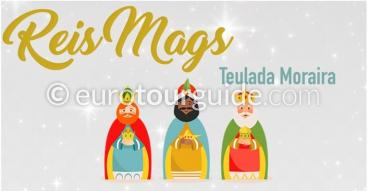 Teulada & Moraira Three Kings 5th January 2019