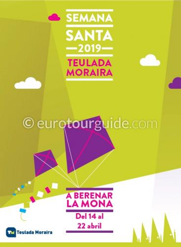 Teulada and Moraira Easter Processions Semana Santa 2019