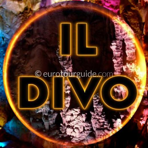 EuroTourGuide Coach Tour Il Divo Tribute Concert Busot Caves 28th September