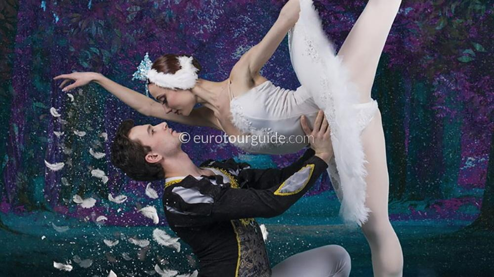 EuroTourGuide Coach Tour Swan Lake Russian National Ballet Cartagena 6th November 2019