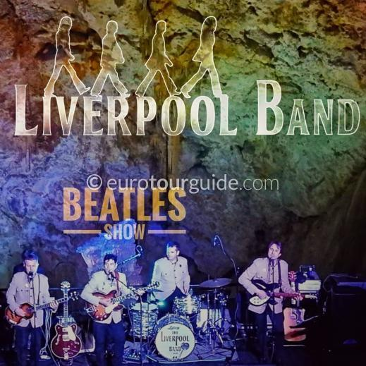 EuroTourGuide Coach Tour 6th March Liverpool Band Beatles Tribute Concert Busot Caves