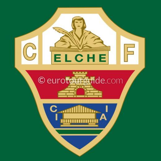 EuroTourGuide Coach Tour 1st March Elche CF v Numancia