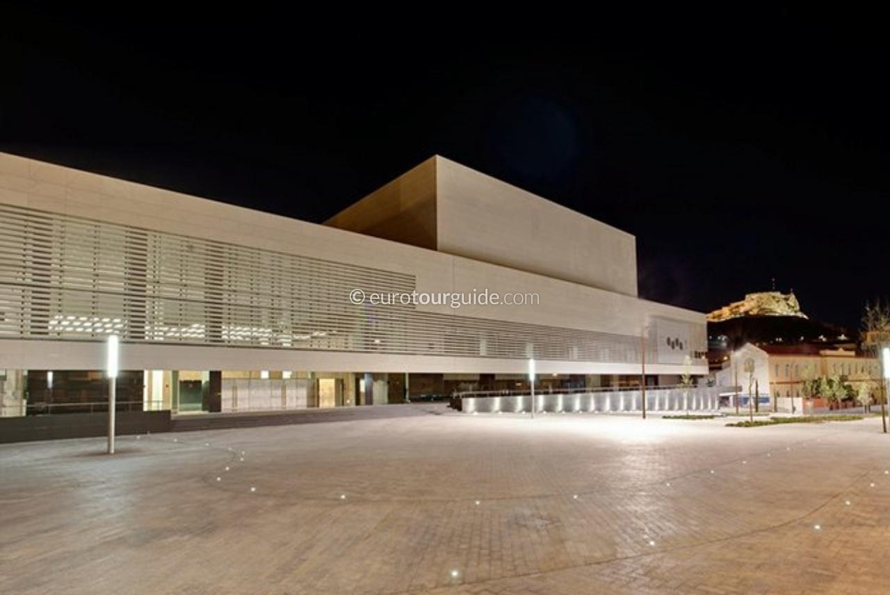 EuroTourGuide Coach Tour 23rd November Choral Recital Alicante