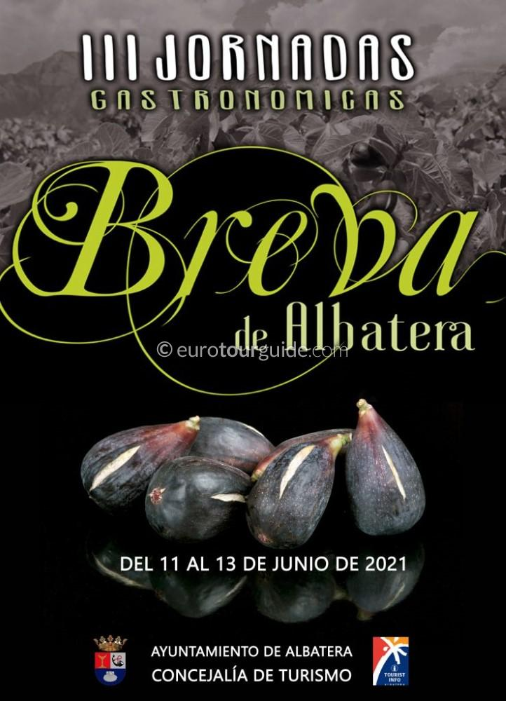 EuroTourGuide Coach Tours Albatera Fig Gastronomy 11th-13th June 2021