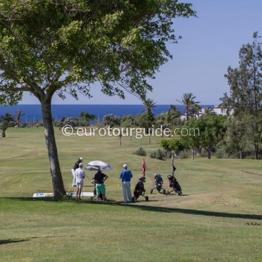 EuroTourGuide Coach Tour 17th-19th November Alboran Golf Break