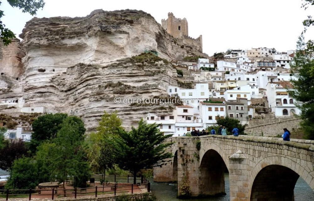 EuroTourGuide Coach Tour 20th-25th September Scenic Hideaway Alcala de Jucar