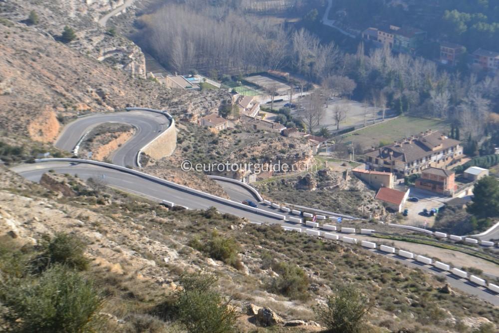 EuroTourGuide Coach Tour 14th-17th September Scenic Escape Ayna Alcala del Jucar