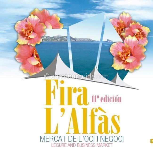 L'Alfas del Pi Feria Shopping Fair 30th March - 1st April 2018