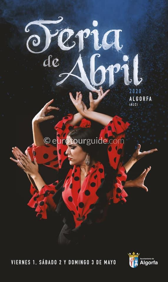 Algorfa Feria de Abril 1st-3rd May 2020