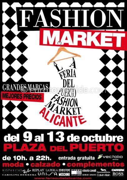 Alicante Discount Shopping Fair 9th-13th October 2019