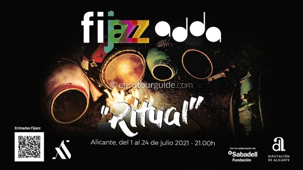 EuroTourGuide Alicante Fijazz 1st-24th July 2021