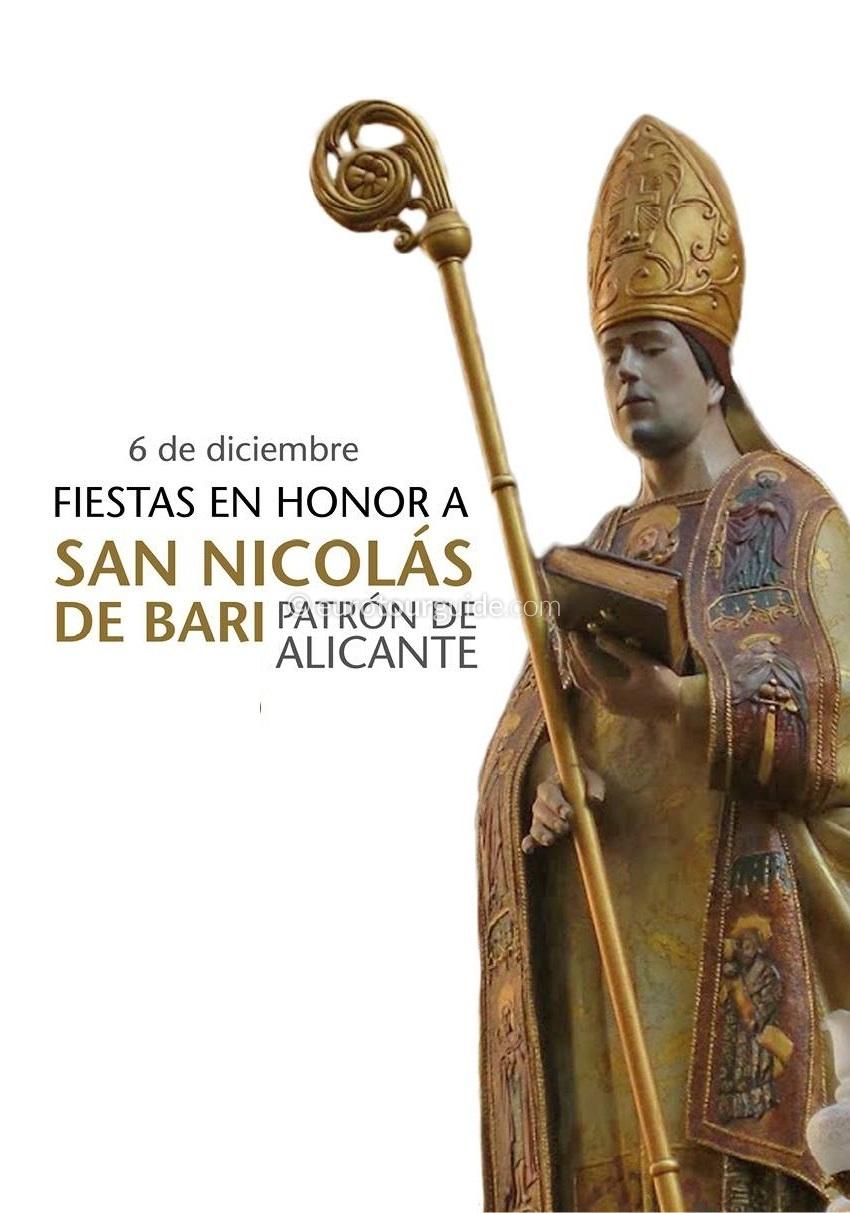 Alicante San Nicolas Day Parade 6th December 2019