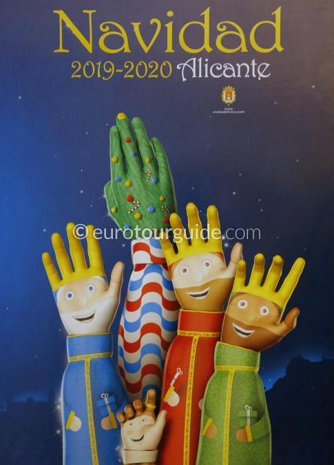 Alicante Christmas Markets and Activities 2019/20