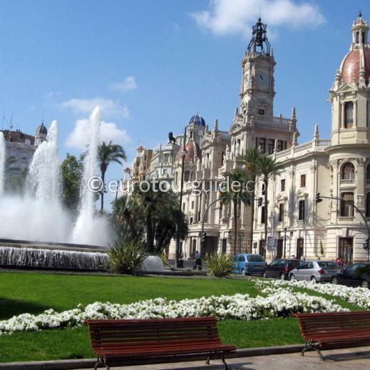 EuroTourGuide Coach Tour 06th-07th April Valencia