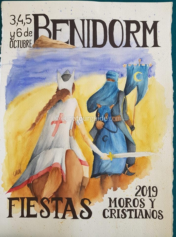 Benidorm Moors and Christians Fiesta 3rd-6th October 2019