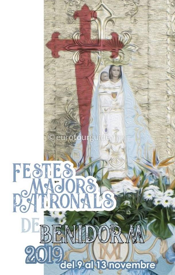 Benidorm Patron Saints Fiesta 9th-13th November 2019