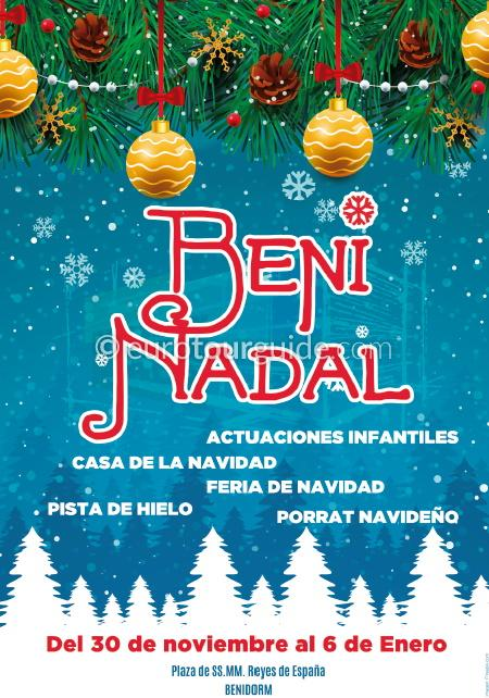 Benidorm Three Kings Friday 5th January 2020