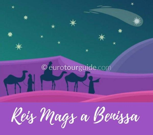 Benissa Three Kings 2020