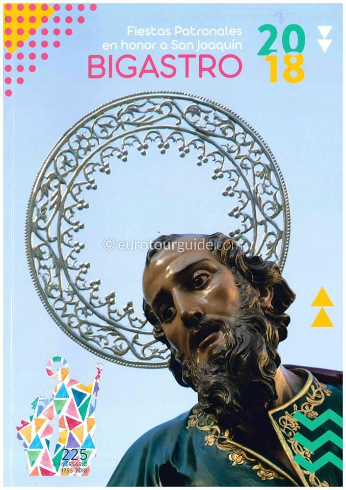 Bigastro Fiesta San Joaquin 11th-16th August 2018