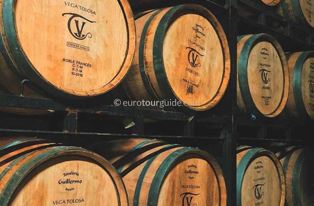 EuroTourGuide Coach Tour 20th-25th September Scenic Hideaway Bodega Wine Tasting