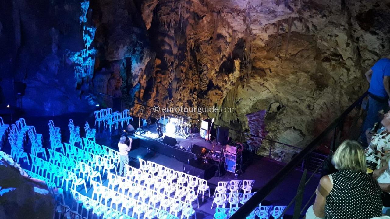EuroTourGuide Coach Tour 19th October Busot Cave Classic Tango Fusion