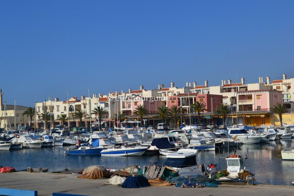 EuroTourGuide Coach Tour 07 Thursday 24th June Mar Menor and Boat Trip Cabo de Palos