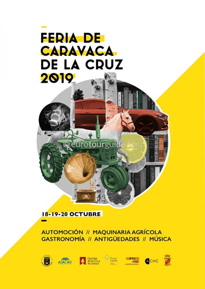 Caravaca de la Cruz Agricultural Fair 18th-20th October 2019