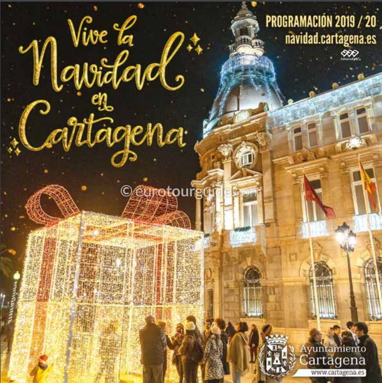 Cartagena Christmas 2019 Three Kings 2020