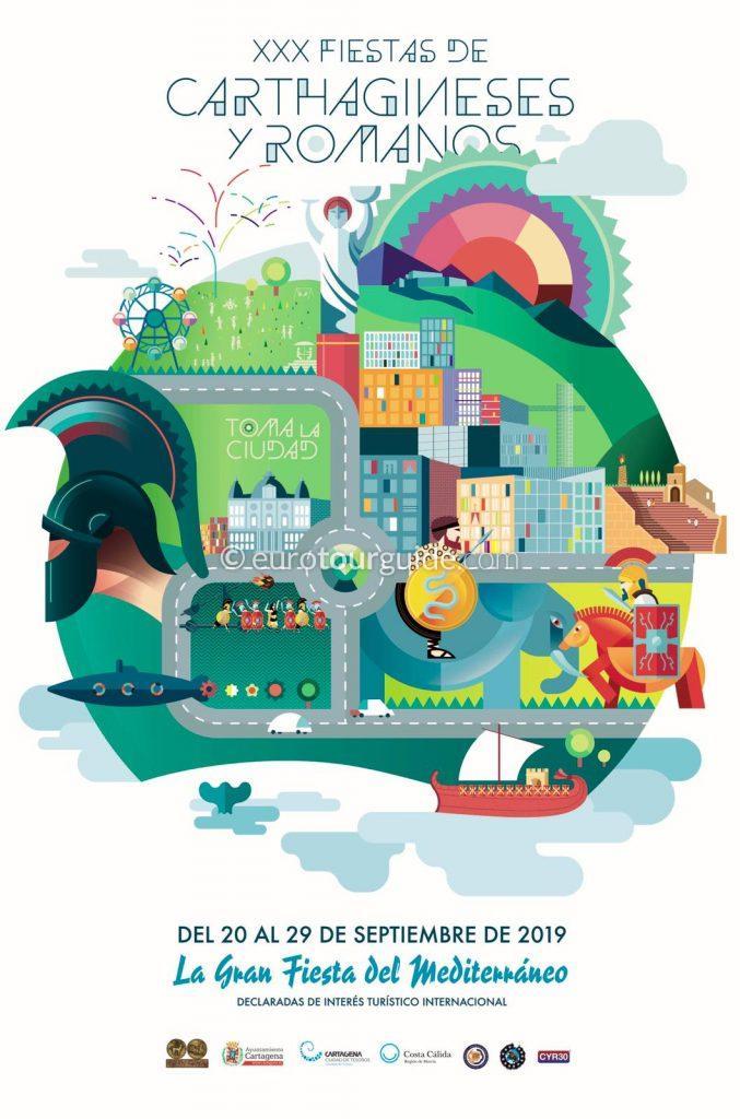 Cartagena Fiesta Cartagineses y Romanos 20th-29th September 2019