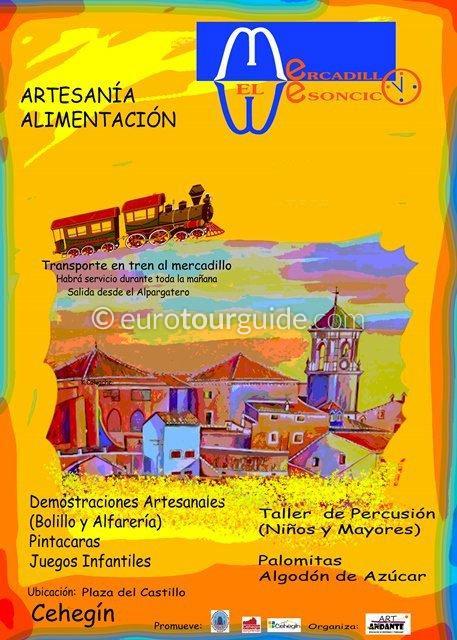 Programme for Cehegin Artisan Markets