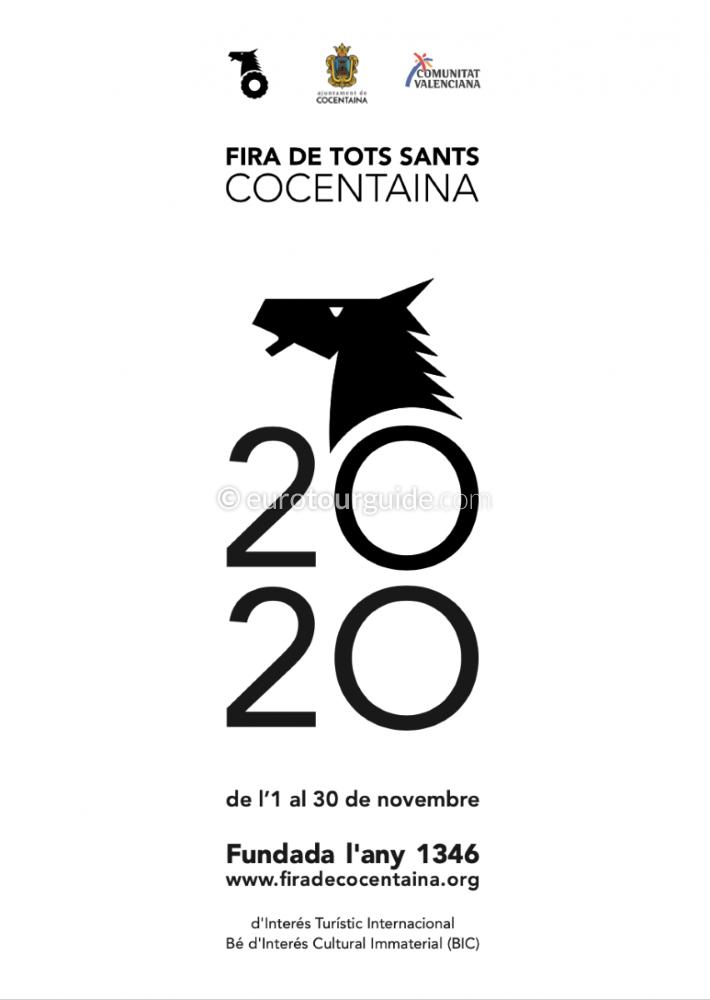 EuroTourGuide Cocentaina All Saints Fair 2020