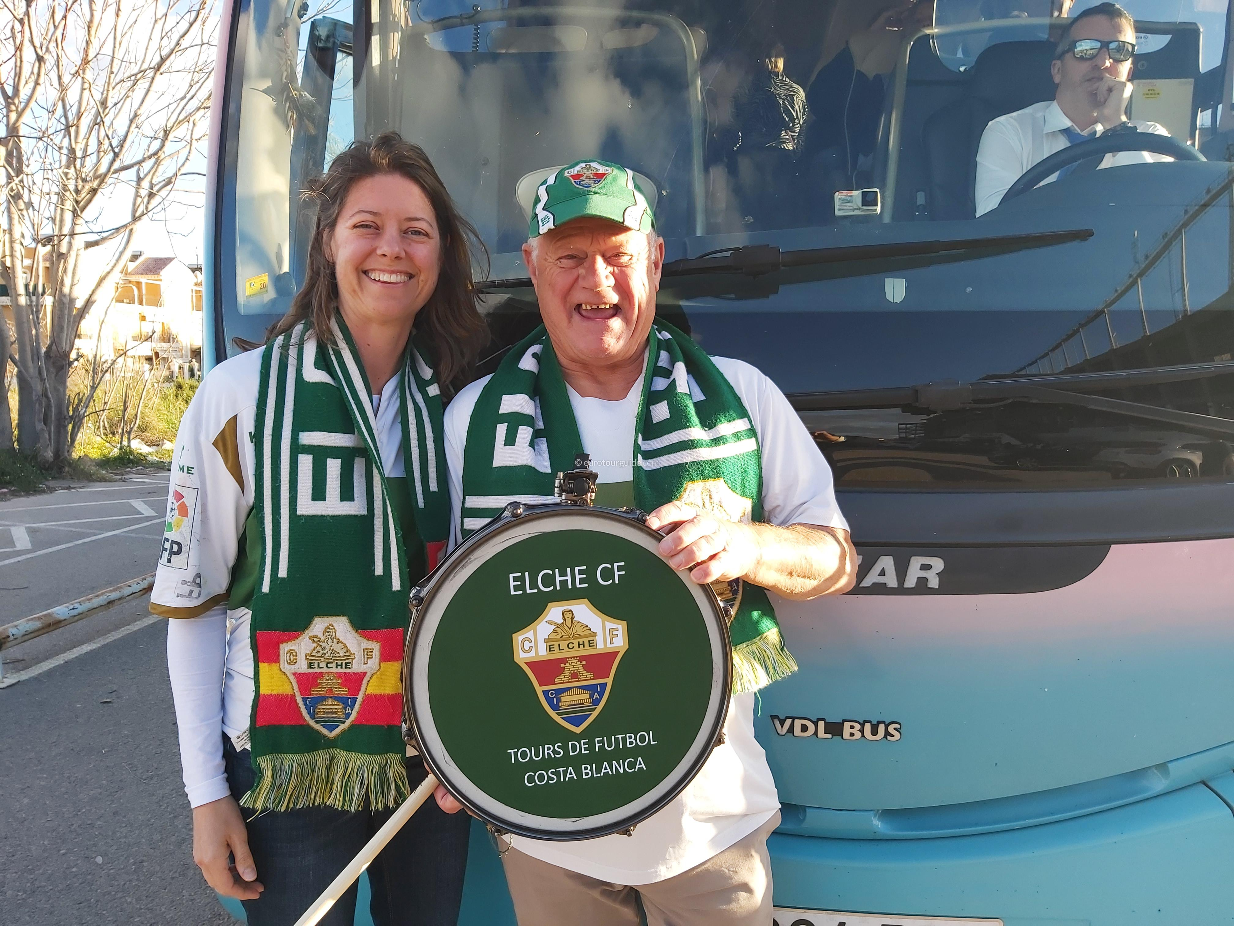 EuroTourGuide Elche CF Season Tickets; Renewals and New 20/21
