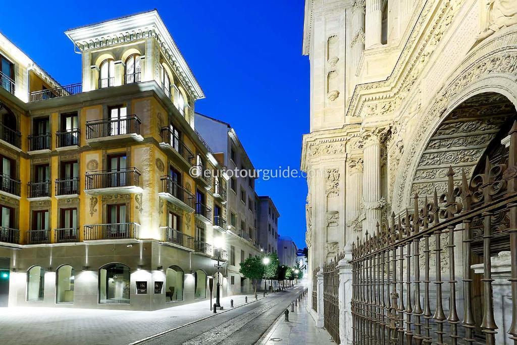 EuroTourGuide Coach Tour 17-20th January 2022 Granada Eurostars Catedral Hotel