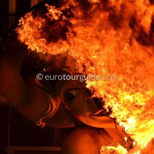 EuroTour Guide Coach Tour Valencia Fallas 2020