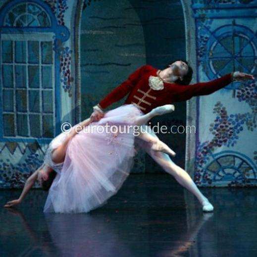 Coach Tour 17th May Giselle Moscow Ballet Cartagena