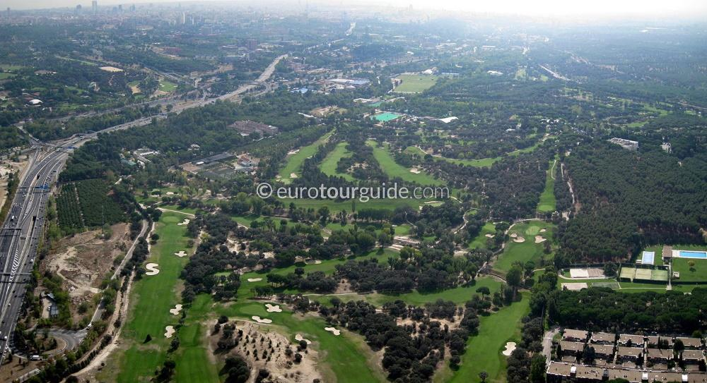 EuroTourGuide Coach Tour Spanish Open European Tour Madrid 3rd October 2019