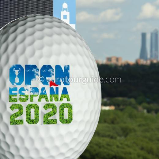 EuroTourGuide Coach Tour 14th-16th October Spanish Golf Open Madrid