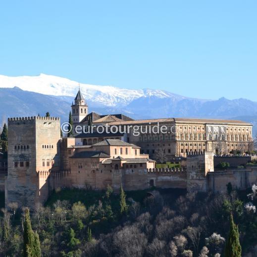 EuroTourGuide Coach Tour 17-20th January 2022 Granada
