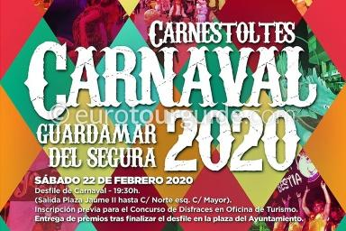 Guardamar del Segura Carnival Saturday 22nd February 2020