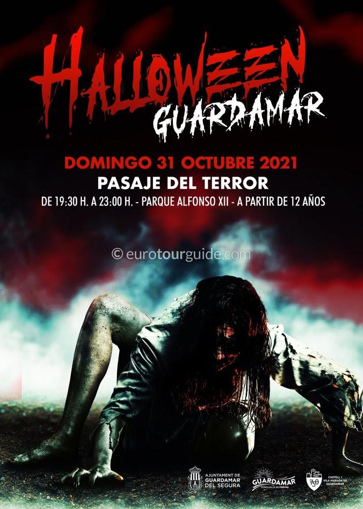 Guardamar del Segura Halloween 31st October 2021