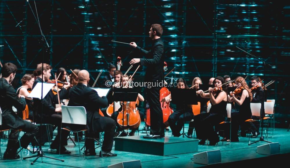 EuroTourGuide Coach Tour 5th August Spanish Big Band Concert Cartagena