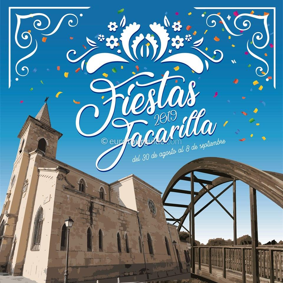 Jacarilla Fiesta Virgen del Belen 30th August - 9th September 2019