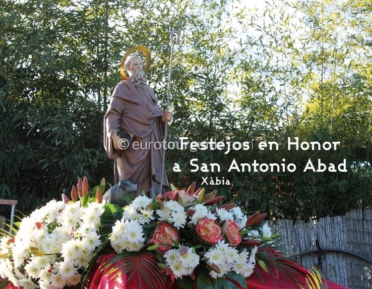 Javea Xabia Sant Anton Celebrations 11th & 12th January 2020
