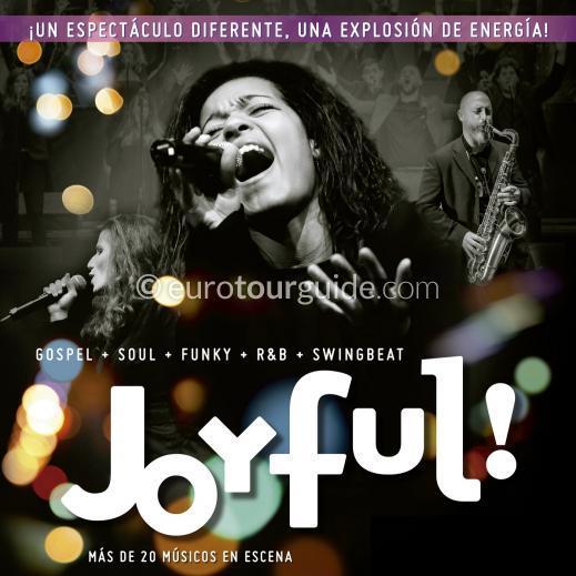 EuroTourGuide Coach Tour 17th April Joyful Concert Cartagena