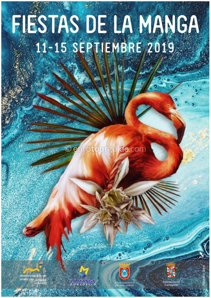 La Manga Fiesta Plaza Bohemia 11th-15th September 2019